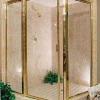 brass framed enclosures