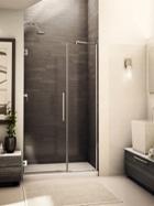 Fleurco Platinum glass shower enclosure