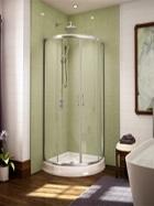 Fleurco Signature glass shower enclosure