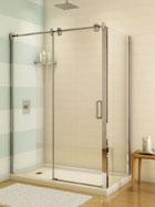 fleurco glide shower enclosure gallery
