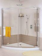 fleurco sorrento shower enclosure gallery