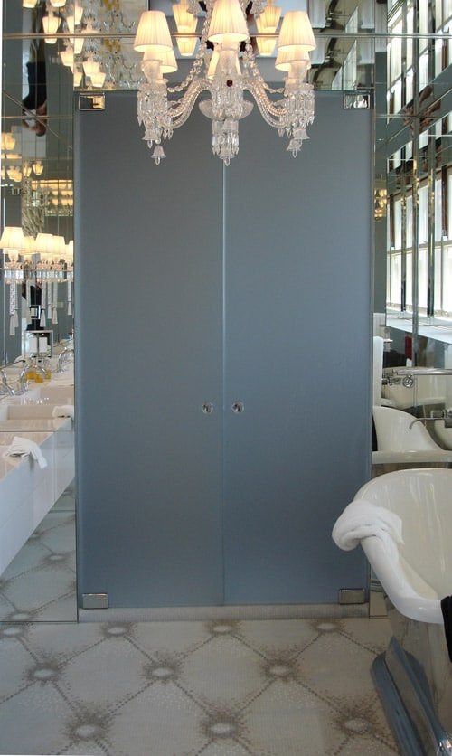 AG91 Saloon Style Door