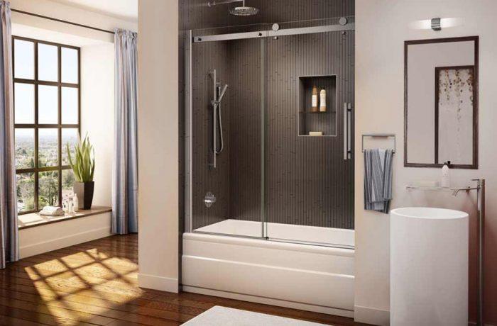 Novara Tub Door and Panel