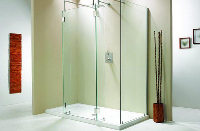 Evolution 6' 4″ Panel Walk-In Shower