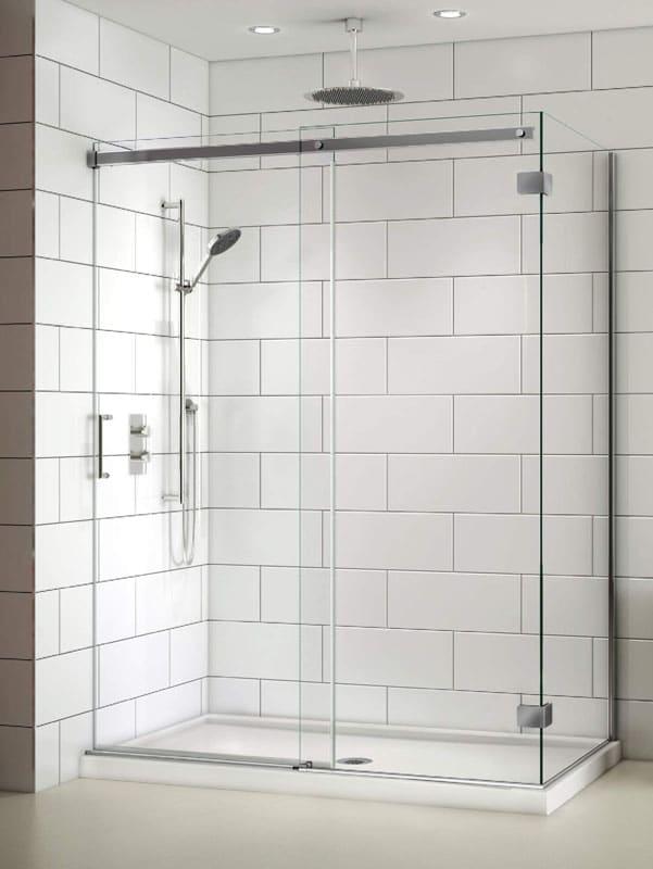 Apollo Two Sided Schicker Luxury Shower Doors Inc