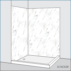 2sided shower
