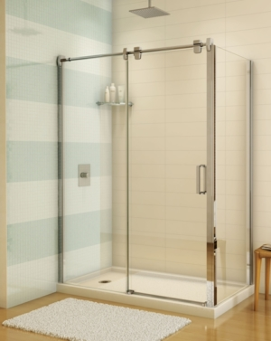 Glide 2 Sided Shower Slider shower height door