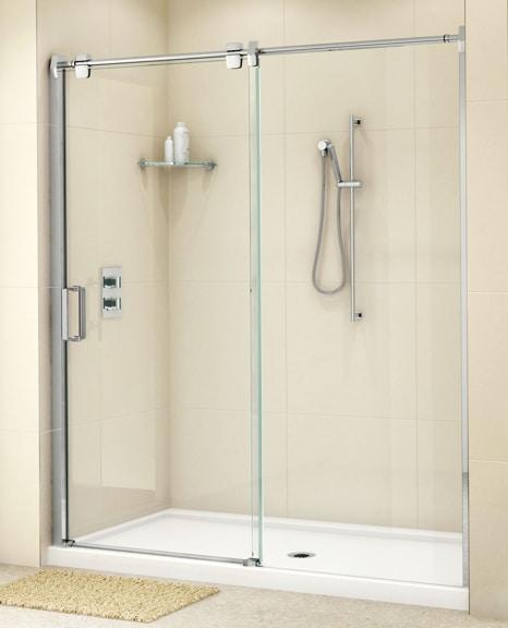 Glide In-Line Slider shower height door