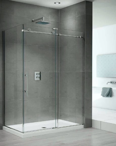 K2 CRP 2 Sided Slider shower height door