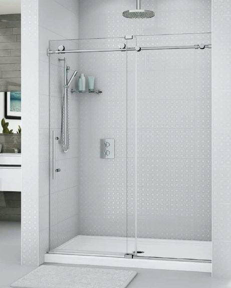 K2 In-Line Slider shower height door