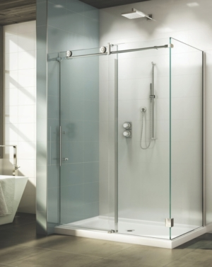 Kinetik KN CW 2 Sided Slider shower height door