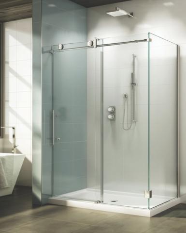 Kinetik KN CW 2 Sided Slider shower height door