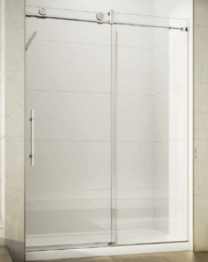 Kinetik KN In-Line Slider shower height door