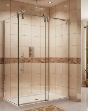 Kinetik KS CRP 2 Sided Slider shower height door