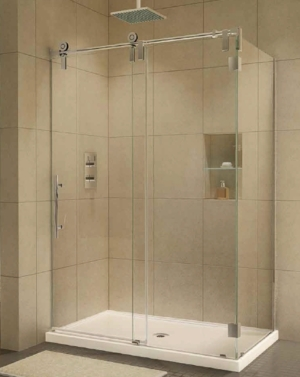 Kinetik KS CW 2 Sided Slider shower height door
