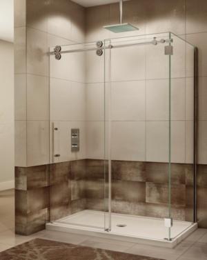 Kinetik KT CW 2 Sided Slider shower height door