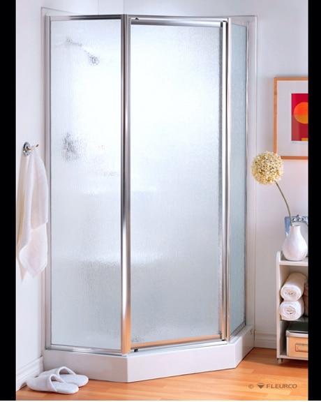 Montreal Neo Pivot Door shower height