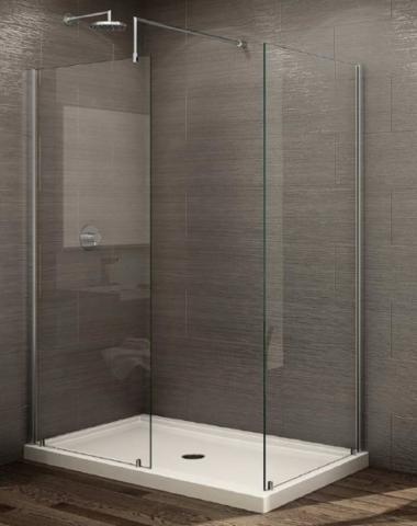 "Petra ""V"" Shower Panel shower height"