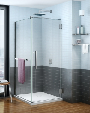 Platinum Cube Pivot Door shower height