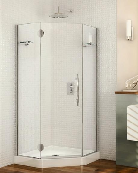 Platinum Neo Pivot Door shower height