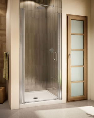 Sevilla 64/70 Single Pivot Door shower height