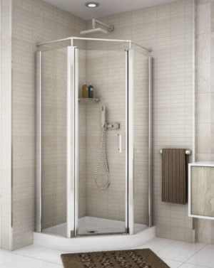 Sevilla Neo Pivot Door shower height