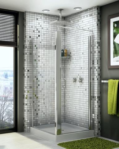 Sevilla Square Pivot Door shower height