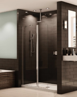 Siena Shower Shield shower heigh