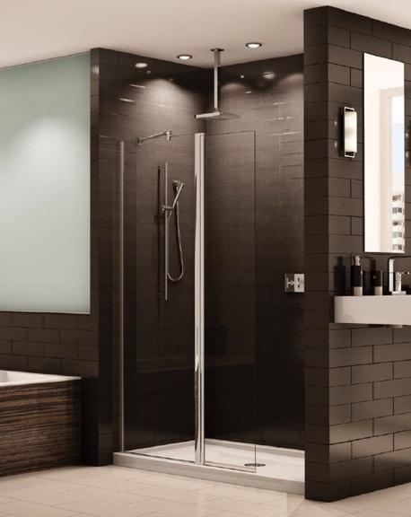Siena Shower Shield shower heigh