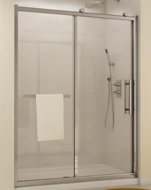 Sorrento In-Line Slider shower height door