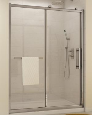 Sorrento In-Line Slider shower height door