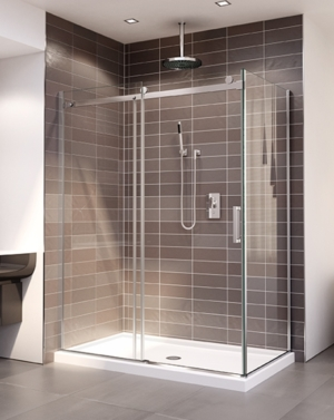 Horizon CRP 2 Sided shower height slider