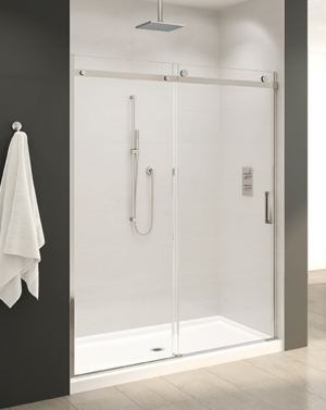 Horizon In-Line Shower Height Slider