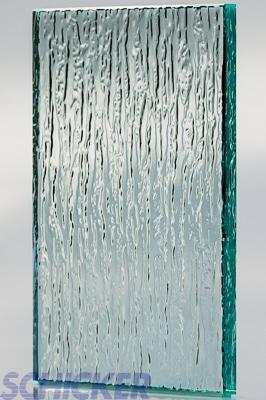 "Rain 3/8"" glass samples"