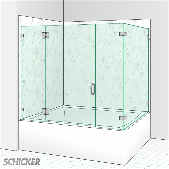 All Glass Shower Doors Schicker Luxury Shower Doors