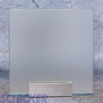 "1/4"" SATIN GLASS SAMPLE"