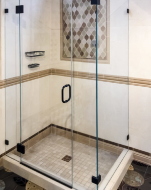 AG93PHX Corner Shower Enclosure