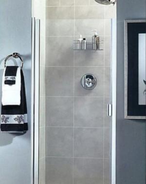 Alumax Shower Door 300C Pivot