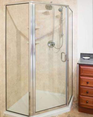Alumax Shower door 394CD Pivot