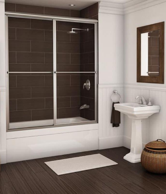 Alumax Sliding Glass Doors | Image Gallery | Schicker Luxury Shower ...