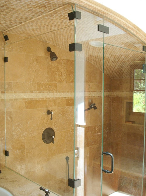 All Glass Shower Enclosures Image Gallery | Schicker Luxury Shower ...