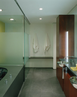 recessed rolling systems