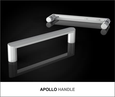 apollo handle labeled