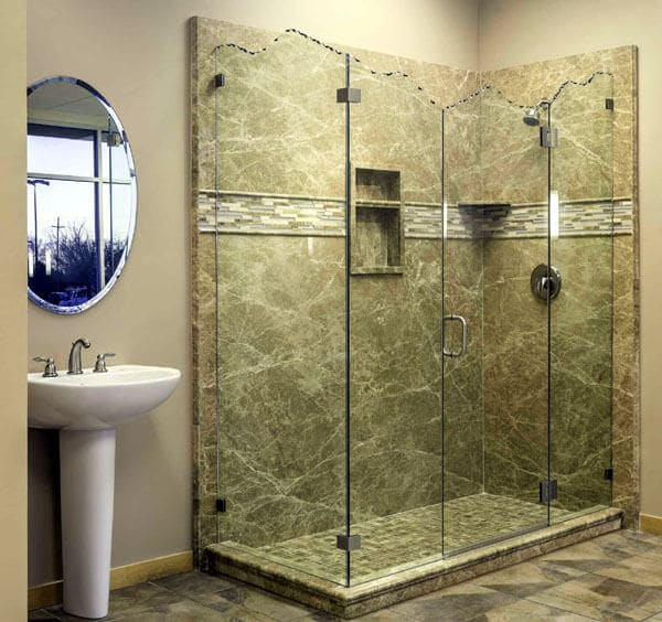 Should You Choose Framed Or Frameless Shower Doors Schicker Luxury Shower Doors Inc