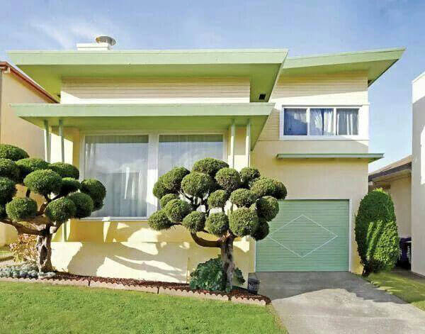mid-century home in san francisco