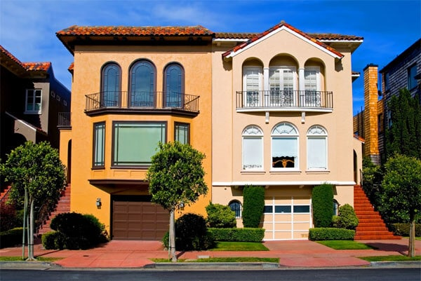 san francisco spanish revival homes