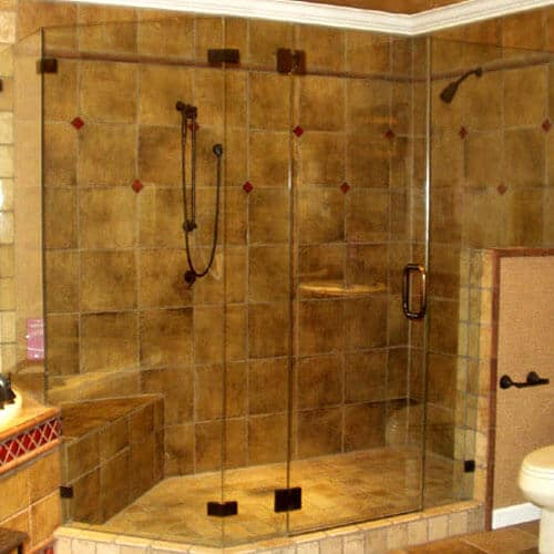 all glass frameless shower doors