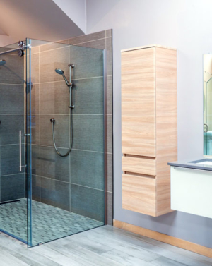 Schicker Luxury Shower Doors Showroom