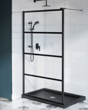 Latitude Fixed Shower Panel