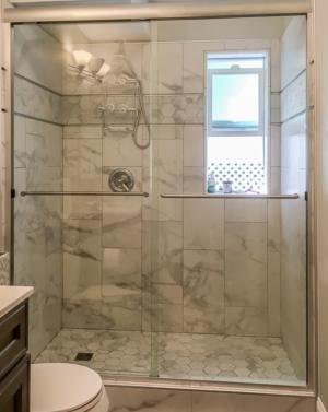 Alumax Shower Door 1051D Slider